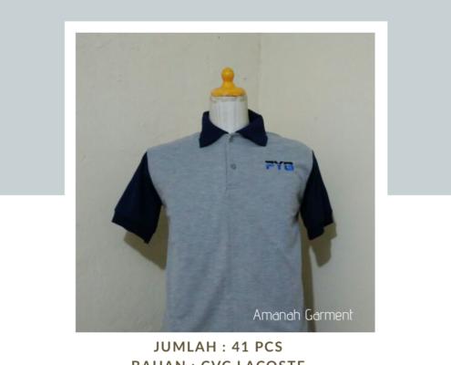 Konveksi Polo Shirt Jogja, Konveksi Polo Shirt Di Jogja, Bikin Polo Shirt Jogja