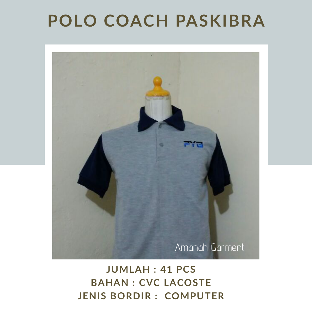 polo shirt jogja