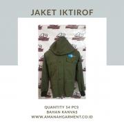 Biaya Produksi Jaket, Harga Pembuatan Jaket Touring, Jasa Buat Jaket