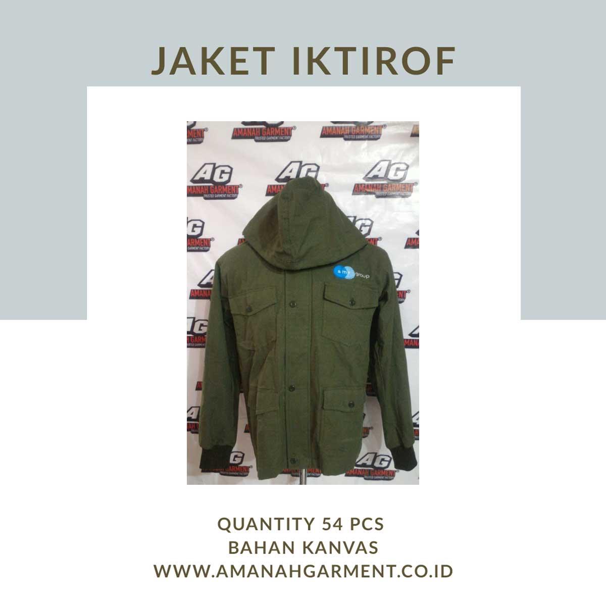 Tempat Bikin jaket Jakarta Timur