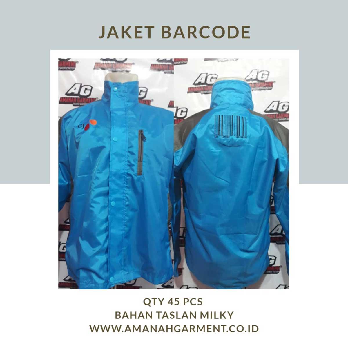 Jasa Pembuatan Jaket